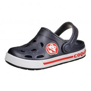 Dětská obuv Coqui   /tmavomodré -  Sandály