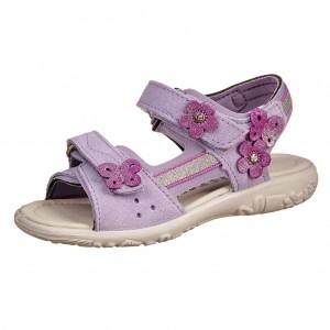 Dětská obuv Ricosta Azany  /lilac/lavendel - Boty a dětská obuv