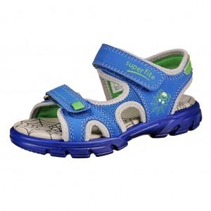 Dětská obuv Superfit 2-00180-85 -  Sandály