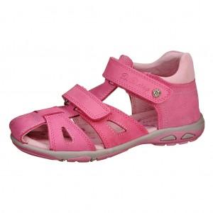 Dětská obuv D.D.Step  Dark Pink -  Sandály