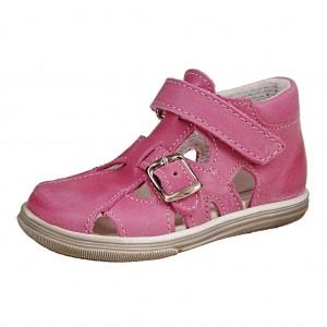 Dětská obuv Boots4U sandály růžové *BF -  Sandály