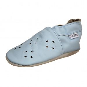 Dětská obuv Capáčky - CAPIKI Modré  *BF -  Na doma a do škol(k)y