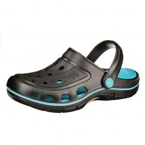 Dětská obuv Coqui   /black/tur - Boty a dětská obuv