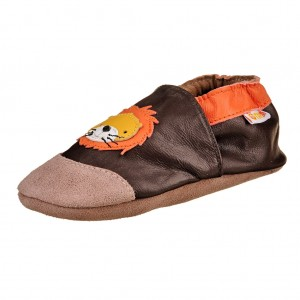 Dětská obuv Capáčky - CAPIKI Lvíček Kuba  *BF -  Na doma a do škol(k)y