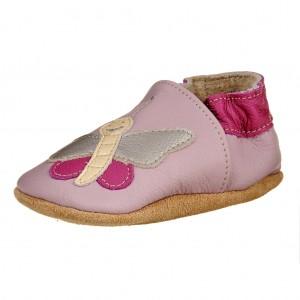 Dětská obuv Capáčky - BaBice Motýl *BF -  První krůčky