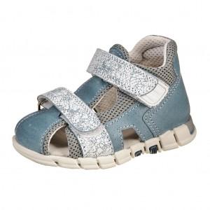 Dětská obuv Sandálky Santé 810/401 /šedé -  Sandály
