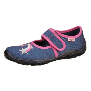 Dětská obuv Domácí obuv Superfit 3-00282-80 - Boty a dětská obuv