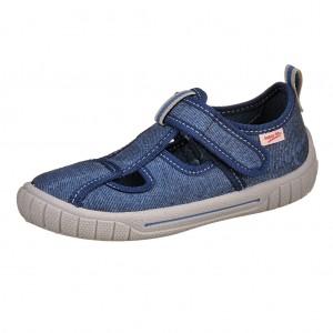 Dětská obuv Domácí obuv Superfit 3-00272-80 - Boty a dětská obuv