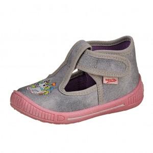 Dětská obuv Domácí obuv Superfit 3-00252-25 - Boty a dětská obuv