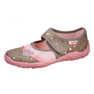 Dětská obuv Domácí obuv Superfit 3-00284-20 - Boty a dětská obuv