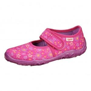 Dětská obuv Domácí obuv Superfit 3-00283-55 -  Na doma a do škol(k)y