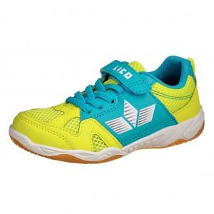 Dětská obuv LICO Sport VS   /lemon/blau/weiss - Boty a dětská obuv