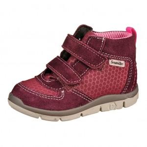 Dětská obuv Ricosta RORY  /merlot/fuchsia WMS M - Boty a dětská obuv