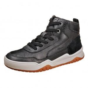 Dětská obuv GEOX J Perth B. C  /black - Boty a dětská obuv