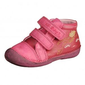 Dětská obuv D.D.Step 015-154B Dark Pink *BF -  Celoroční