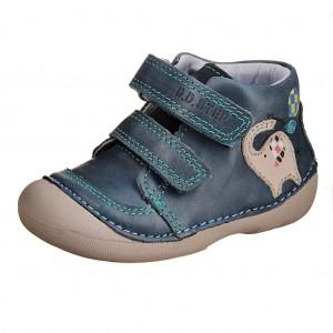 Dětská obuv D.D.Step 015-161 Royal Blue  *BF - X...SLEVY  SLEVY  SLEVY...X