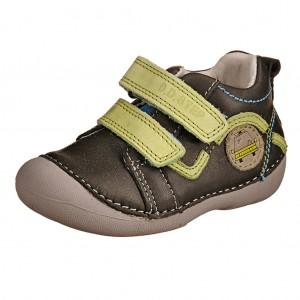 Dětská obuv D.D.Step 015-151A black  *BF -  Celoroční