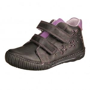 Dětská obuv D.D.Step  036-704 BM Black -  Celoroční