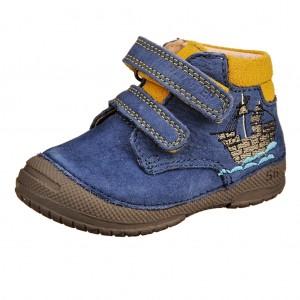 Dětská obuv D.D.Step 038-251A Royal Blue -  Celoroční