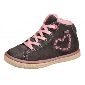 Dětská obuv Lurchi Melina-tex  /charcoal -  Celoroční