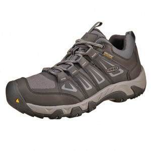 Dětská obuv KEEN Oakridge WP  /magnet/gargoyle -