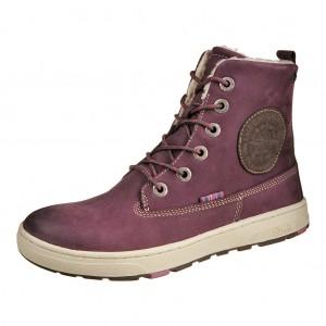 Dětská obuv Lurchi Doug-tex  /purple charcoal  -