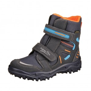 Dětská obuv Superfit 3-09080-81 GTX -  Zimní