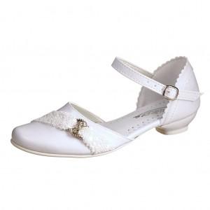 Dětská obuv KTR 714 /bílá -  Pro princezny