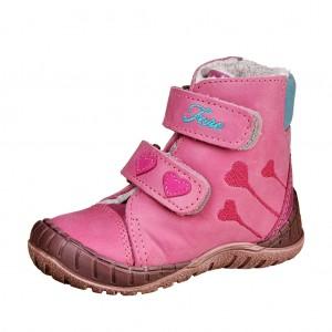 1f38a90768b Dětská obuv FARE 2149153 s.z.  růžové - Boty a dětská obuv