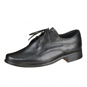 2adbdbe32c6 Dětská obuv KTR společenská obuv  černá - Celoroční