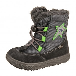 59c3d68bf65 Dětská obuv Primigi 2373022 GTX - Zimní