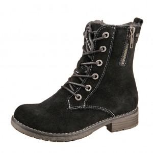 Dětská obuv Lurchi Lorena-Tex  /black - Boty a dětská obuv