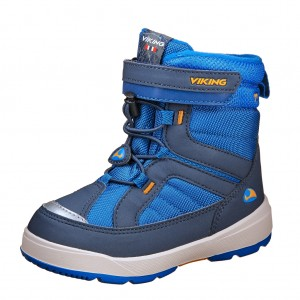 Dětská obuv VIKING Playtime GTX   /blue/sun - Boty a dětská obuv