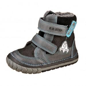 Dětská obuv D.D.Step  029-303A  Royal Blue - Boty a dětská obuv