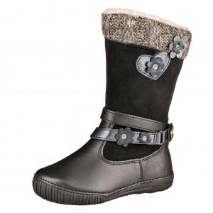 Dětská obuv D.D.Step  036-708AM   black -  Zimní