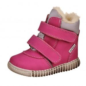 Dětská obuv Pegres 1706 zimní růžové s.z. - Boty a dětská obuv