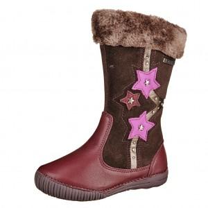 Dětská obuv D.D.Step  036-707AM   Violet -  Zimní
