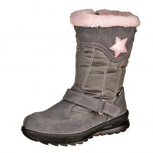 Dětská obuv Santé OR/IC34211 TEX  /šedé - Boty a dětská obuv