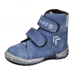 Dětská obuv FARE 2149102 s.z.  /modré -  Zimní