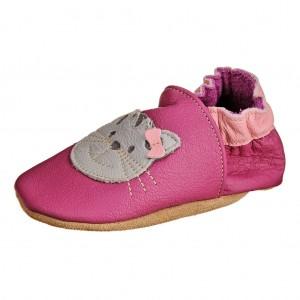 Dětská obuv Capáčky - BaBice Kočička  *BF - Boty a dětská obuv