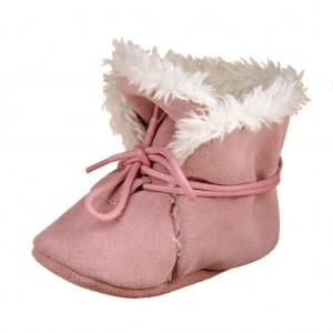 Dětská obuv Zimní capáčky - BaBice  Pink  *BF - Boty a dětská obuv