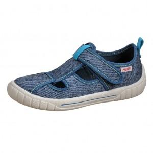 Dětská obuv Domácí obuv Superfit 4-00272-80   WMS M IV -  Na doma a do škol(k)y