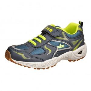 Dětská obuv LICO BOB VS    marine/lemon - Boty a dětská obuv