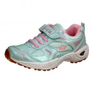 Dětská obuv LICO BOB VS    türkis/rosa - Boty a dětská obuv