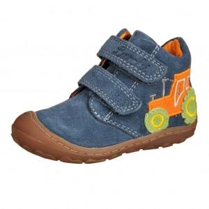 Dětská obuv Lurchi Gory  /jeans - X...SLEVY  SLEVY  SLEVY...X