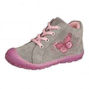 Dětská obuv Lurchi Gitti  /grey -  Celoroční