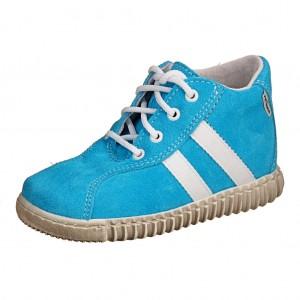 Dětská obuv Pegres 1095   /modrá - Boty a dětská obuv