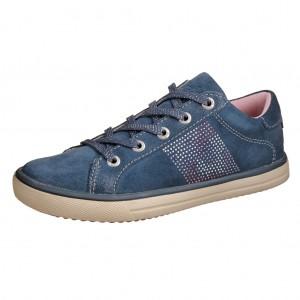 Dětská obuv Lurchi Shirin  /jeans -  Celoroční