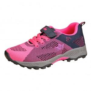 Dětská obuv LICO Jumper VS  /pink/marine - Boty a dětská obuv