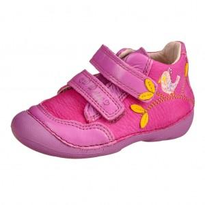 Dětská obuv D.D.Step  015-165 Red *BF -  Celoroční